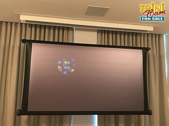 118539 miscellaneousprojector screen for Black diamond motorized screen price