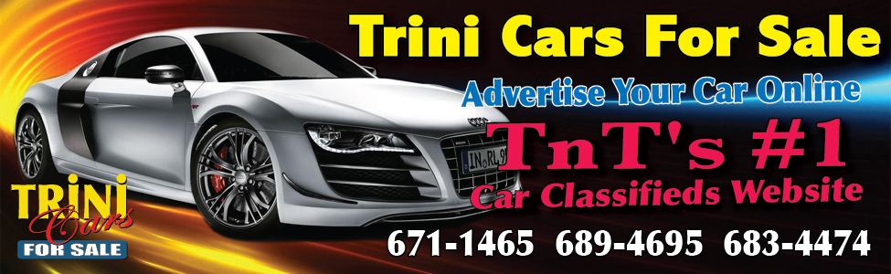 online classified ad website featuring cars for sale in trinidad and tobago and the caribbean